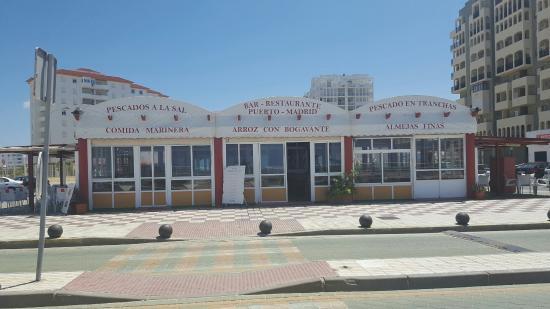 Bar Restaurante Puerto Madrid