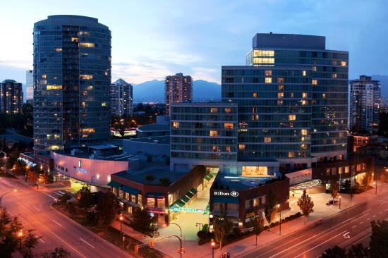 Hotels Near Metrotown Vancouver Bc
