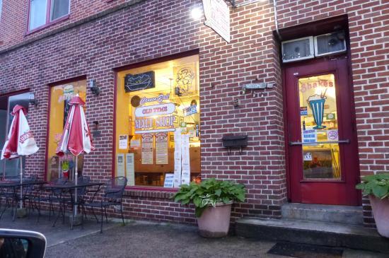 Cannonball Malt Shop