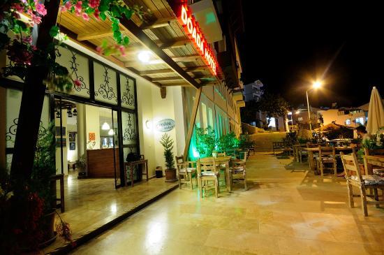 Doada Hotel: Ön Teras