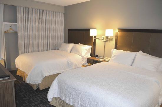 Pineville, Carolina del Norte: 2 Queen Bed Standard Room