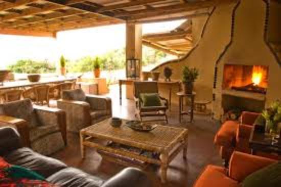 เพลตเตนเบิร์กเบย์, แอฟริกาใต้: Magnificent Breakfast outside