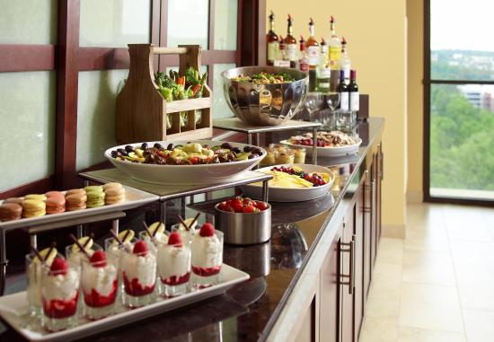 Dunwoody, GA: Concierge Lounge