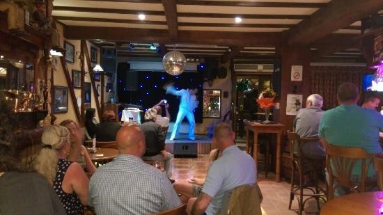 Grapevine pub...nightly entertainment