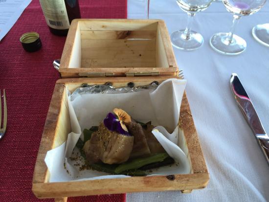 Lujan de Cuyo, Argentina: plato entrada 3