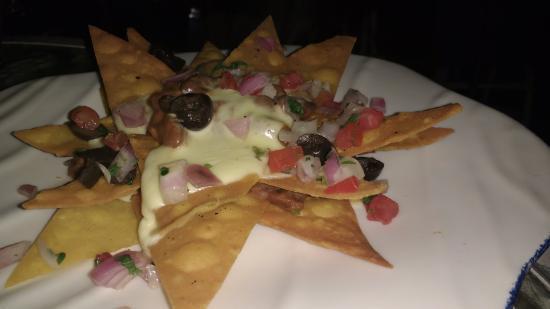 Market Cafe: nachos