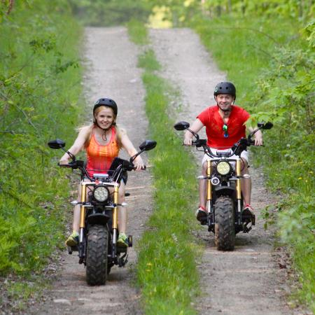 Camp Explora Electric ATV Adventures