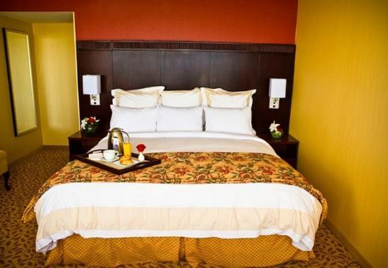 เซาท์พอร์ตแลนด์, เมน: Concierge King Guest Room