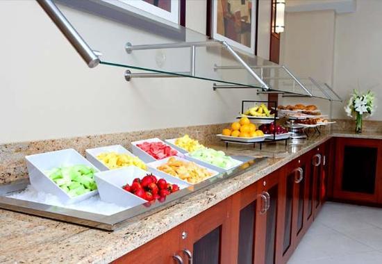 เซาท์พอร์ตแลนด์, เมน: Breakfast Buffet Room