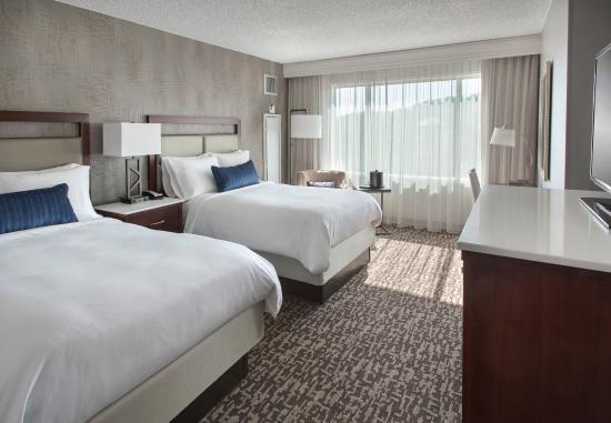West Conshohocken, Pensilvania: Double/Double Concierge Guest Room