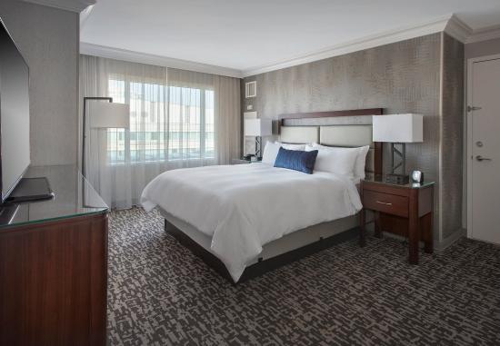 West Conshohocken, Pensilvania: King Concierge Guest Room