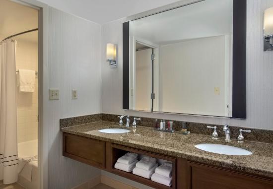 West Conshohocken, Pensilvania: Hospitality Suite Bathroom