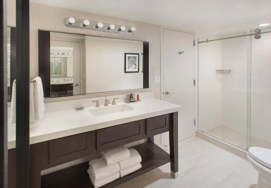 West Conshohocken, Pensilvania: Presidential Suite Bathroom