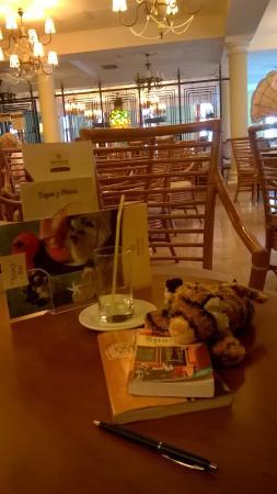 Iberostar Grand Hotel Trinidad : Dining Room, Iberostar, Trinidad - lovely!