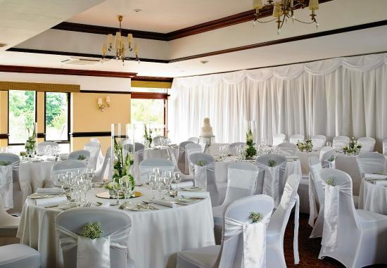 Μόρλι, UK: Wedding Setup