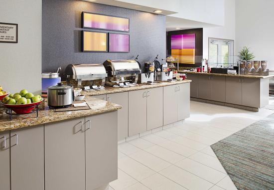 Tukwila, Waszyngton: Breakfast Buffet