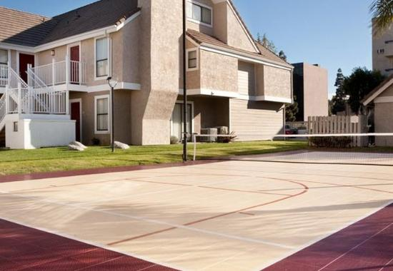 Torrance, كاليفورنيا: Sport Court
