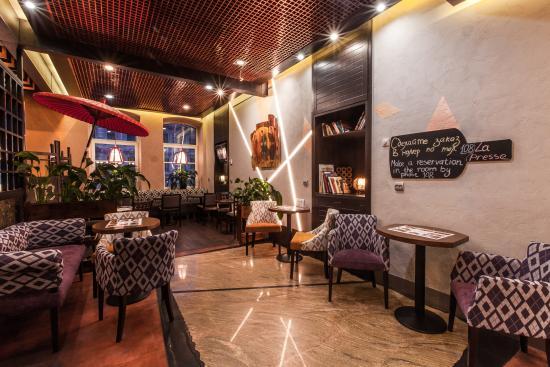 Nevsky Forum Hotel: Lobby