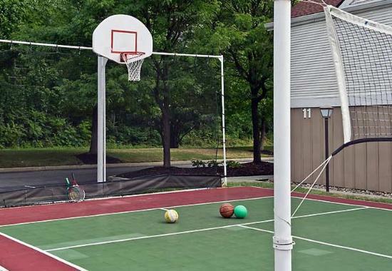 Berwyn, Pensilvanya: Sport Court