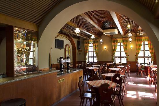 Zamecky penzion Kopecek : Pivnice