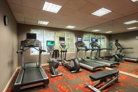 Framingham, MA: Fitness Center
