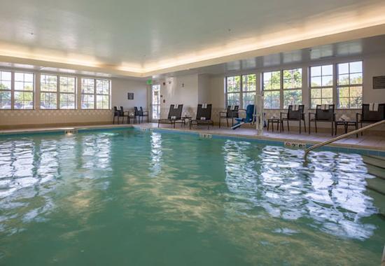 โอเลเท, แคนซัส: Indoor Pool