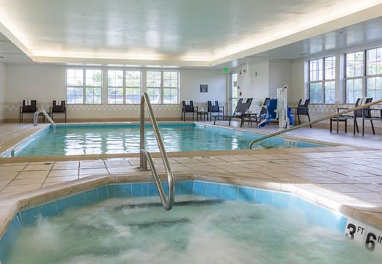 โอเลเท, แคนซัส: Indoor Whirlpool