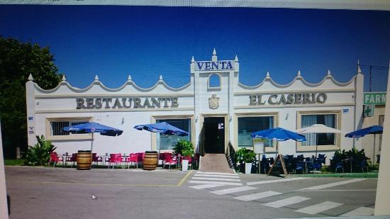 Venta Restaurante El Caserio