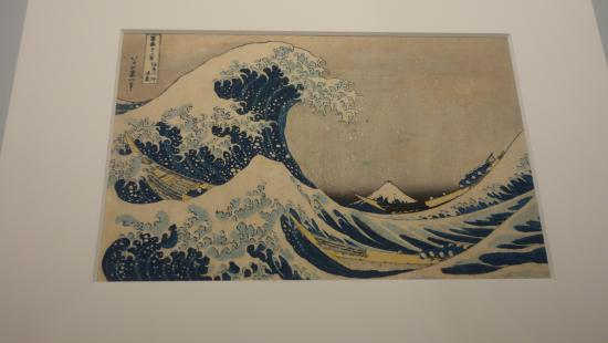 under the wave off kanagawa the great wave from the series thirty