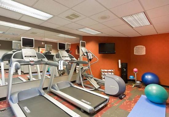 เดอะวูดแลนด์ส, เท็กซัส: Fitness Center