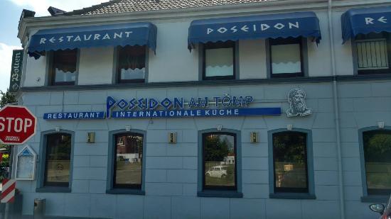Restaurant Poseidon Am Tomp