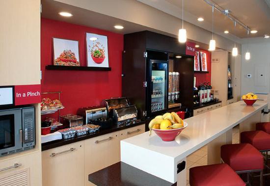 Saint Charles, Миссури: Morning Break Breakfast Area