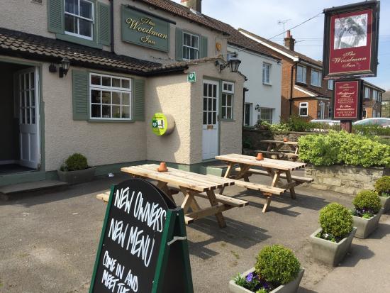 Bedale, UK: Woodman inn