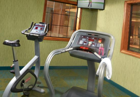 Hesperia, CA: Fitness Center