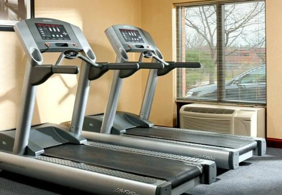 Gaithersburg, MD: Fitness Center
