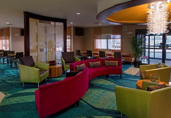 Bolingbrook, إلينوي: Lobby Seating Area
