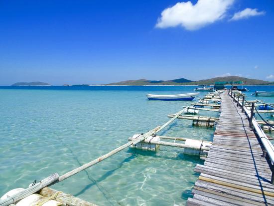 Seisia, Australia: jetty