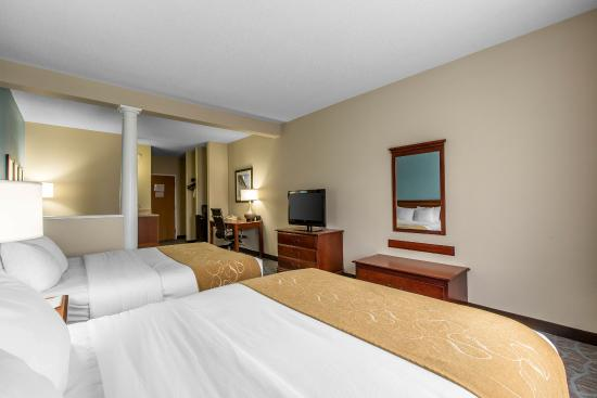 كومفورت سويتس ساوثبورت: Guest room