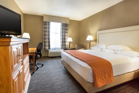 Drury Inn & Suites San Antonio North: Deluxe King Guestroom