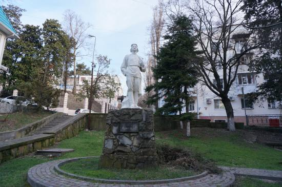 Monument to Gorkiy