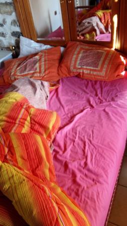 Mystras Inn: My lovely linen