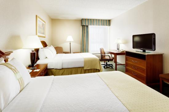 New Hartford, Nova York: Double Bed Guest Room