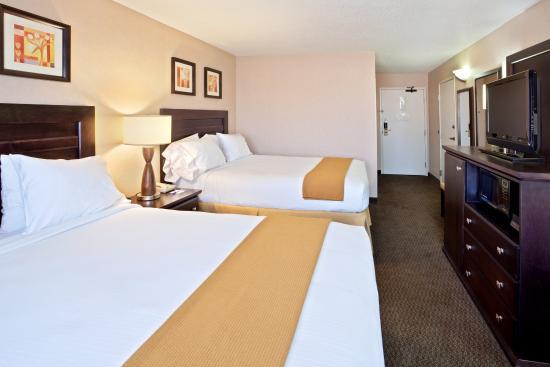 Medford, Oregón: Queen Bed Guest Room