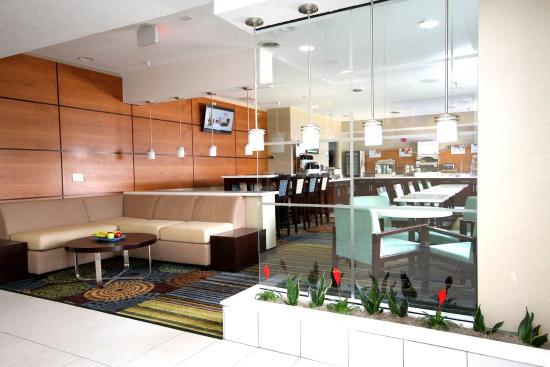 Adrian, MI: Hotel Lobby