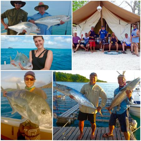 Roko Island Fishing Charters - Day Tours