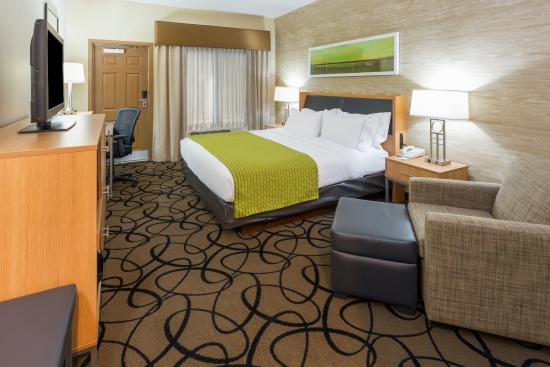 Holiday Inn Express Henderson: King Bed Guest Room