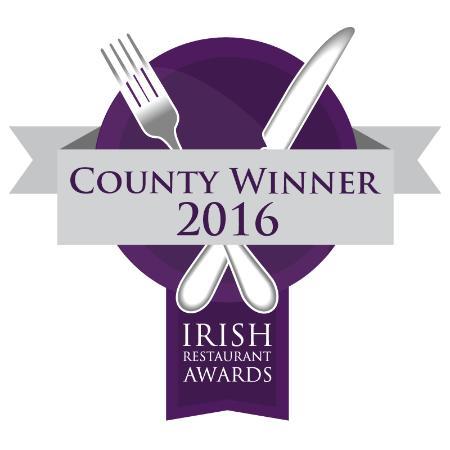 Roscommon, Irlanda: RAI Best Hotel Restaurant/Best Chef Winners 2016
