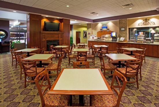 โอคิมอส, มิชิแกน: Breakfast Area