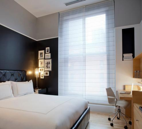Duane Street Hotel: Queen Bed
