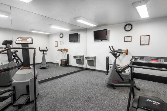 Roseburg, OR: Fitness Center